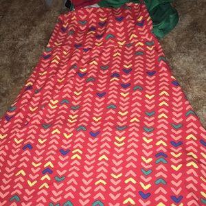 Small maxi skirt lularoe
